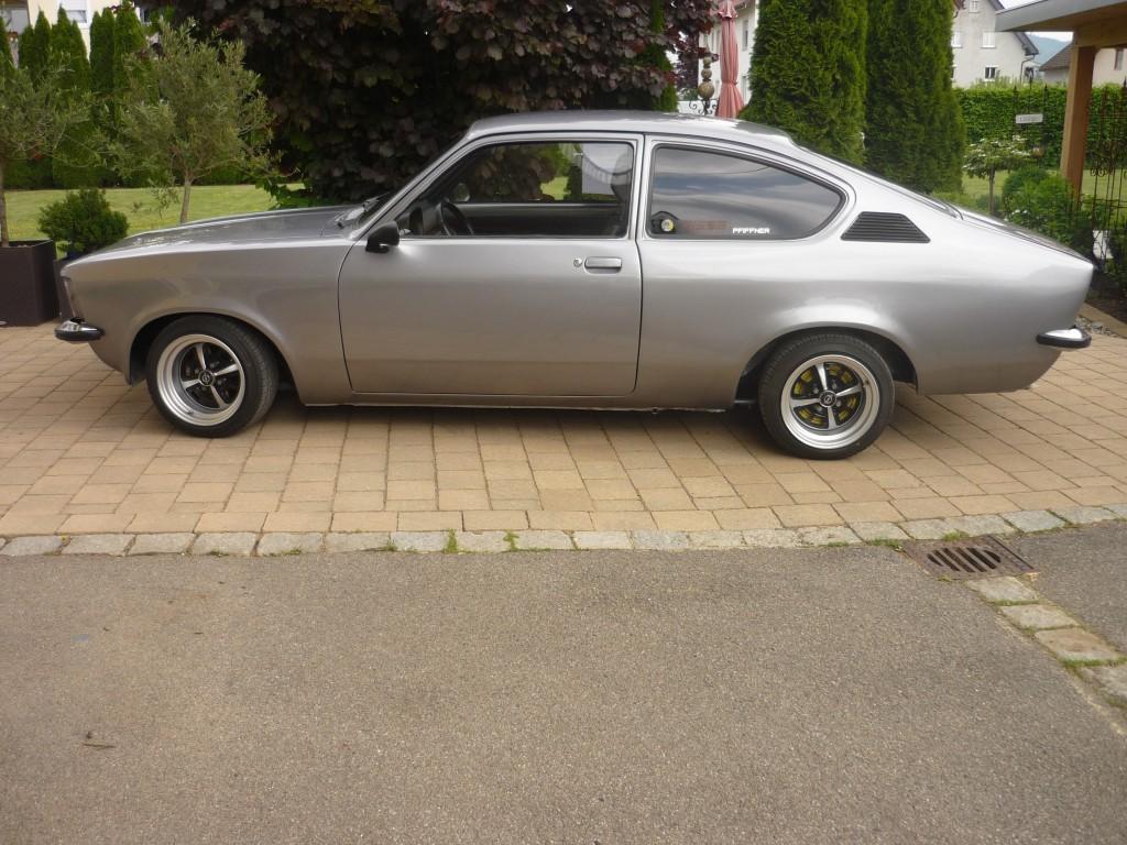 Opel C-Coupé