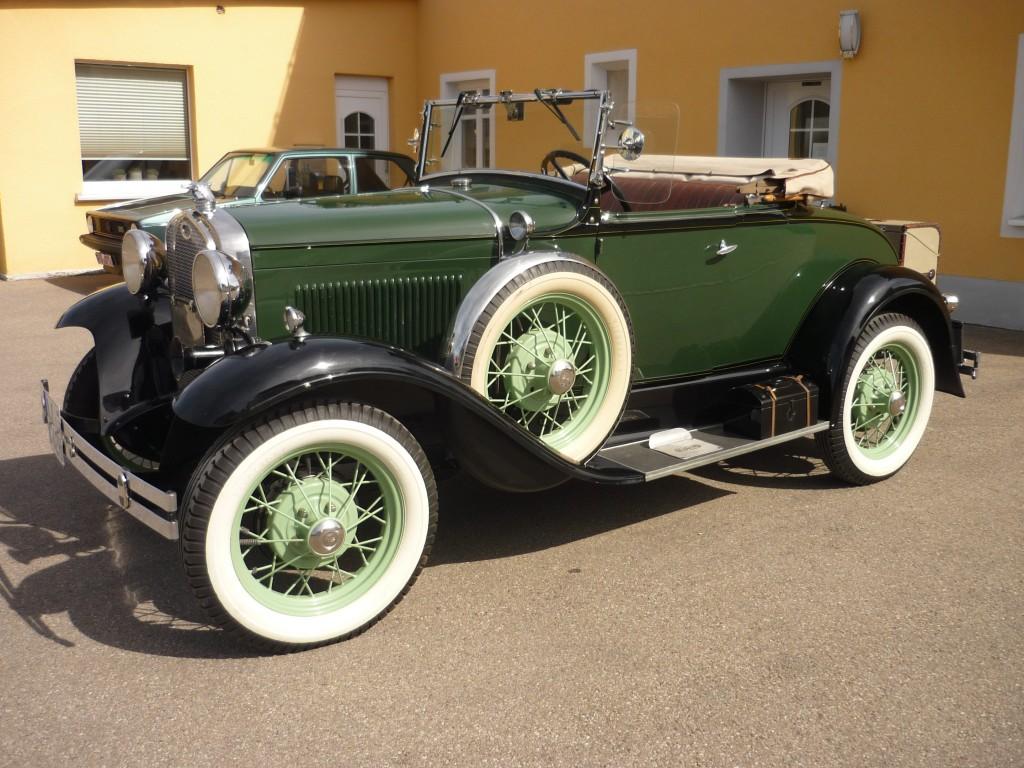 Ford Model B - Baujahr 1929